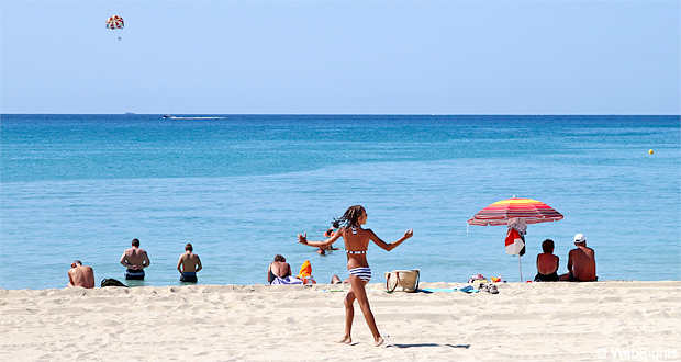 Playa de palma baai van palma mallorca stranden - En palma de mallorca ...