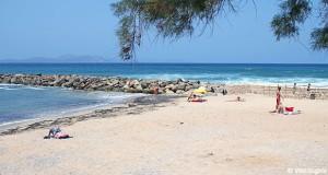 Colonia de Sant Pere strand