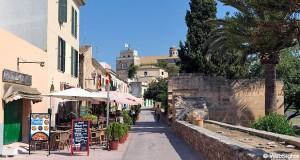 Oud stadje Alcudia
