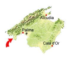 El Toro kaart