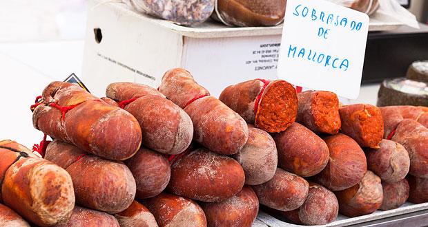 Mallorca markten